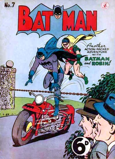 Batman (Colour Comics, 1950 series) #7 ([December 1950])