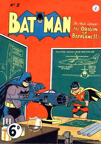 Batman (Colour Comics, 1950 series) #9 ([February 1951?])