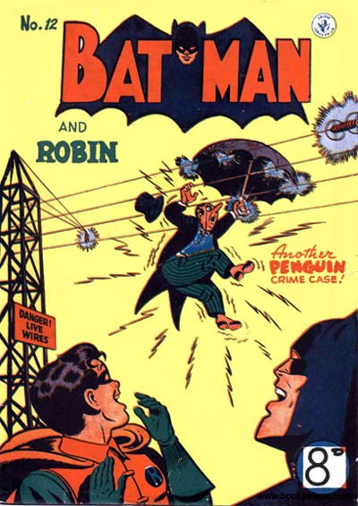 Batman (Colour Comics, 1950 series) #12 ([May 1951?])