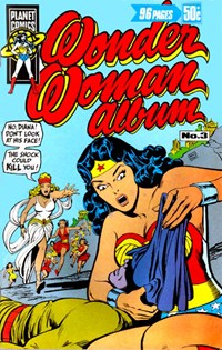 Wonder Woman Album (KG Murray, 1976 series) #3 ([April 1977?])