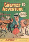 My Greatest Adventure (Colour Comics, 1955 series) #11 ([February 1956])
