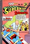 Superman Supacomic (Colour Comics, 1959 series) #33 ([May 1962?])
