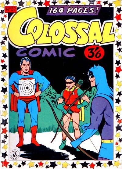 Colossal Comic (Colour Comics, 1958 series) #27 ([October 1963?])