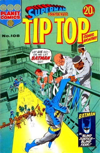 Superman Presents Tip Top Comic Monthly (KG Murray, 1973 series) #108 ([May 1974?])