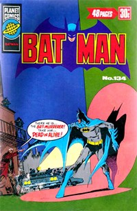 Batman (KGM, 1976 series) #134