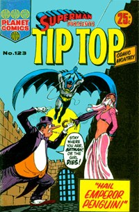 Superman Presents Tip Top Comic Monthly (KG Murray, 1973 series) #123 — No title recorded
