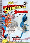 Superman Supacomic (Colour Comics, 1959 series) #15 ([October 1960?])