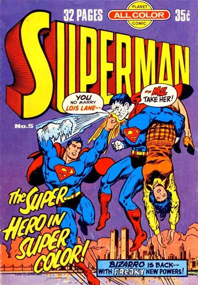 Superman (KG Murray, 1977 series) #5 ([September 1977?])