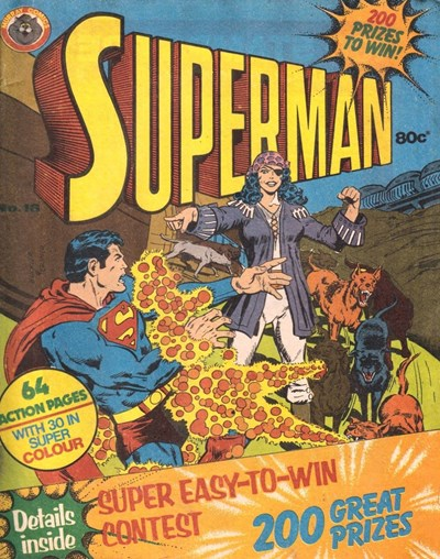 Superman (Murray, 1978 series) #16 ([May 1980])
