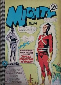 Mighty Comic (Colour Comics, 1960 series) #34 ([April 1963?])