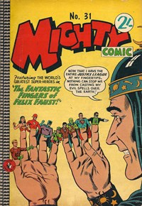 Mighty Comic (Colour Comics, 1960 series) #31 ([September 1962?])