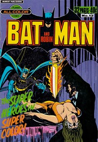 Batman and Robin (Murray, 1978 series) #13