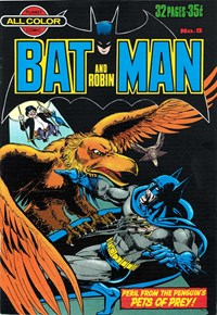 Batman and Robin (KG Murray, 1976 series) #9 ([February 1978?])