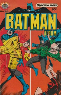 Batman Album (Murray, 1978 series) #50 ([April 1981?])