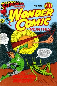 Superman Presents Wonder Comic Monthly (Colour Comics, 1965 series) #96 — No title recorded