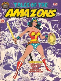 Tales of the Amazons (Murray, 1981?)  — No title recorded