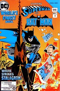 World's Finest Comics Starring Superman & Batman (Federal, 1984 series) #3 — Untitled