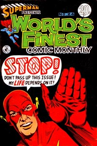 Superman Presents World's Finest Comic Monthly (Colour Comics, 1965 series) #24 ([April 1967?])