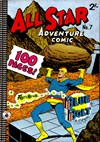 All Star Adventure Comic (Colour Comics, 1960 series) #7 ([January 1961?])