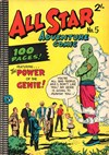 All Star Adventure Comic (Colour Comics, 1960 series) #5 ([July 1960?])