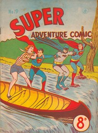 Super Adventure Comic (Colour Comics, 1950 series) #19 — Untitled