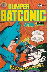 Bumper Batcomic (Murray, 1978 series) #18