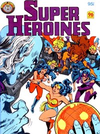 Super Heroines (Murray, 1982?)  — No title recorded