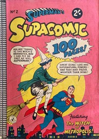 Superman's Supacomic (Colour Comics, 1958 series) #2