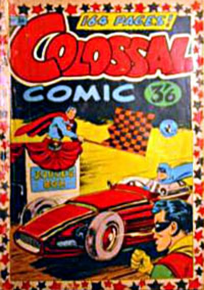Colossal Comic (Colour Comics, 1958 series) #34 ([August 1965?])