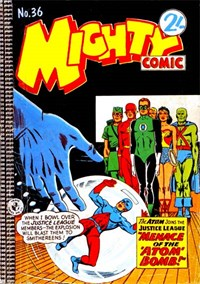 Mighty Comic (Colour Comics, 1960 series) #36 ([August 1963?])