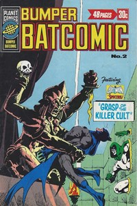 Bumper Batcomic (KG Murray, 1976 series) #2