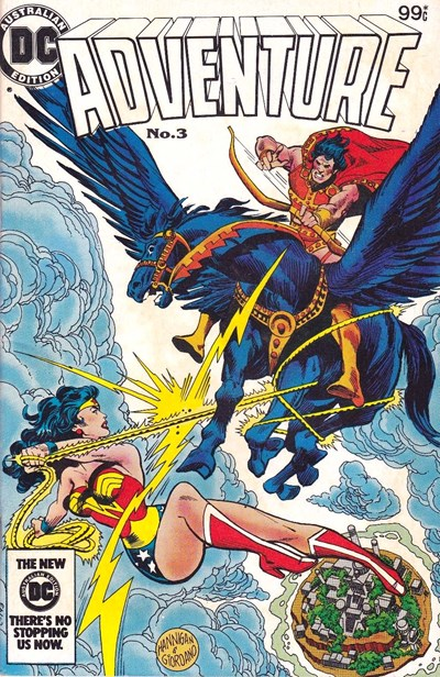 Adventure (Federal, 1983 series) #3 ([March 1984])