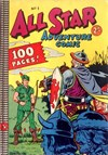 All Star Adventure Comic (Colour Comics, 1960 series) #1 ([July 1959?])