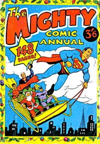 The Mighty Comic Annual (Colour Comics, 1956 series) #nn [1] ([1956??])