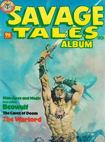 Savage Tales Album