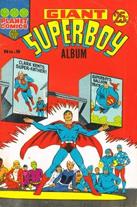 Giant Superboy Album (Colour Comics, 1965 series) #9 — Untitled