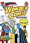 Superman Presents Wonder Comic Monthly (Colour Comics, 1965 series) #5 ([September 1965?])