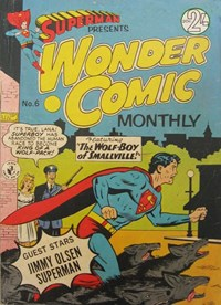 Superman Presents Wonder Comic Monthly (Colour Comics, 1965 series) #6 ([October 1965?])