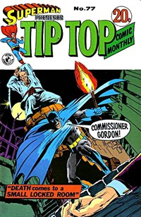 Superman Presents Tip Top Comic Monthly (Colour Comics, 1965 series) #77 — No title recorded