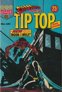 Superman Presents Tip Top Comic Monthly (KG Murray, 1973 series) #121 — No title recorded