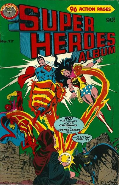 Super Heroes Album (Murray, 1977 series) #17 ([August 1980?])