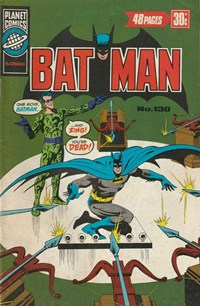 Batman (KGM, 1976 series) #130