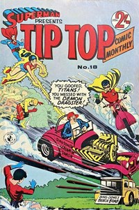 Superman Presents Tip Top Comic Monthly (Colour Comics, 1965 series) #18 — No title recorded