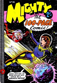 Mighty The 100-Page Comic! (Colour Comics, 1957 series) #14 ([November 1959])