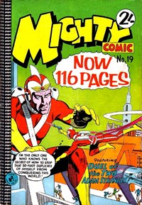Mighty Comic (Colour Comics, 1960 series) #19 ([September 1960?])