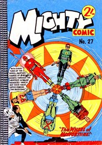Mighty Comic (Colour Comics, 1960 series) #27 ([January 1962?])