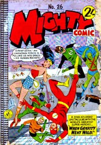 Mighty Comic (Colour Comics, 1960 series) #26 ([November 1961?])