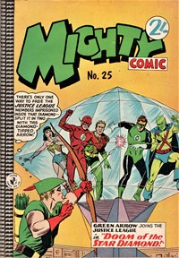 Mighty Comic (Colour Comics, 1960 series) #25 ([September 1961?])