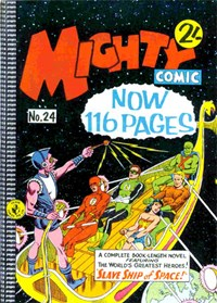 Mighty Comic (Colour Comics, 1960 series) #24 ([July 1961?])