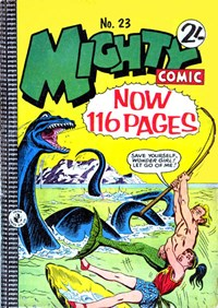 Mighty Comic (Colour Comics, 1960 series) #23 ([May 1961?])